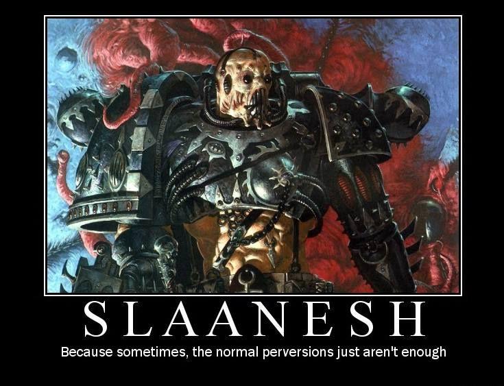 Slaanesh Meme Ddf Warhammer 40k Memes Warhammer 40000
