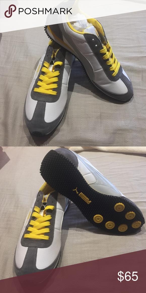 db0b8ecf9 Puma speeder RP Brand new with box Puma Shoes Athletic Shoes | My ...