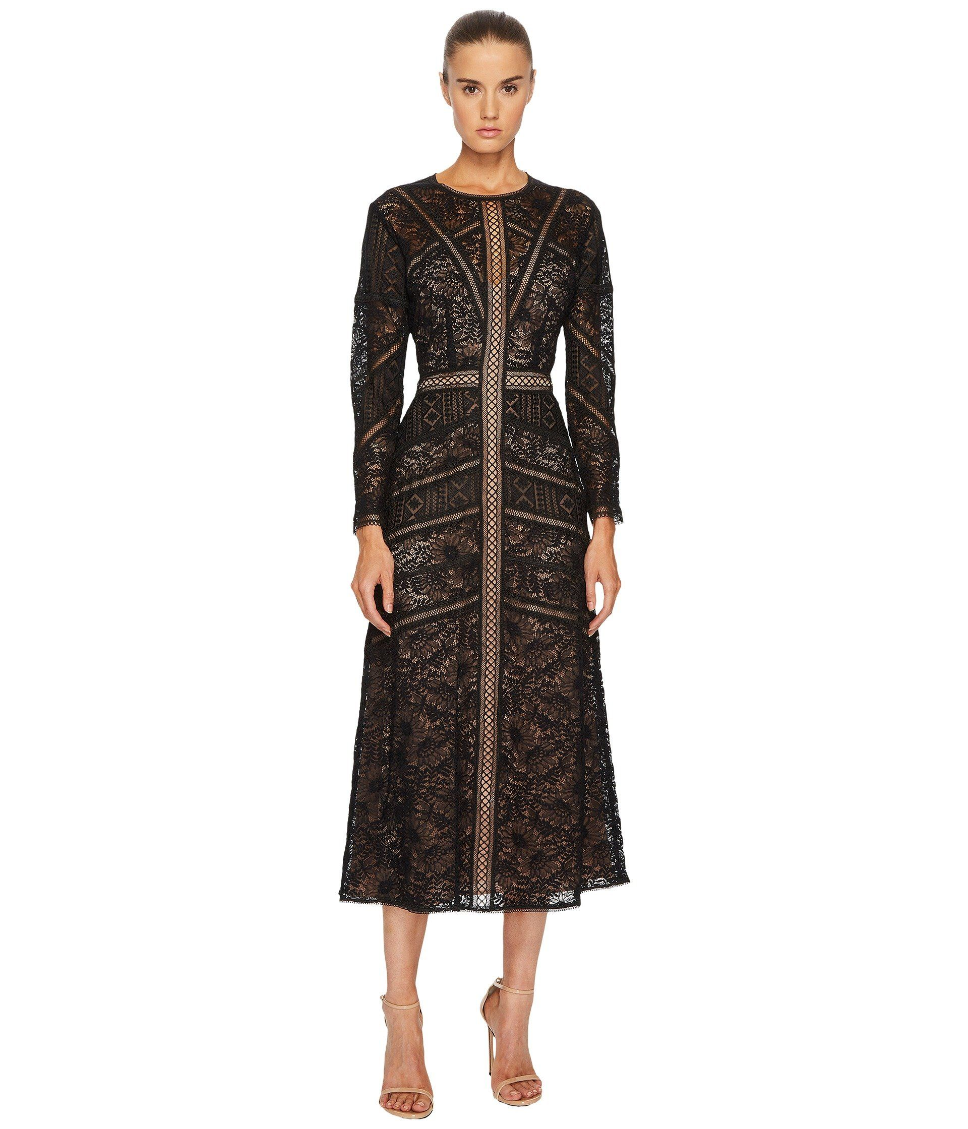 9ac0a655489 THE KOOPLES Lace Dress with Long Sleeves. #thekooples #cloth # | The ...
