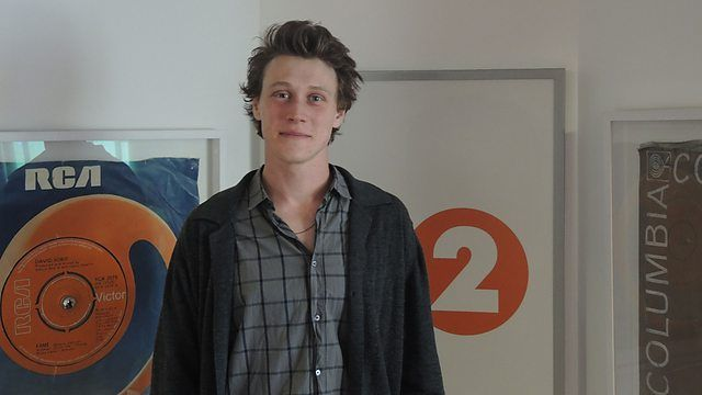 BBC Radio 2 - Steve Wright in the Afternoon, Huey Morgan and George Mackay, George MacKay chats to Steve Wright