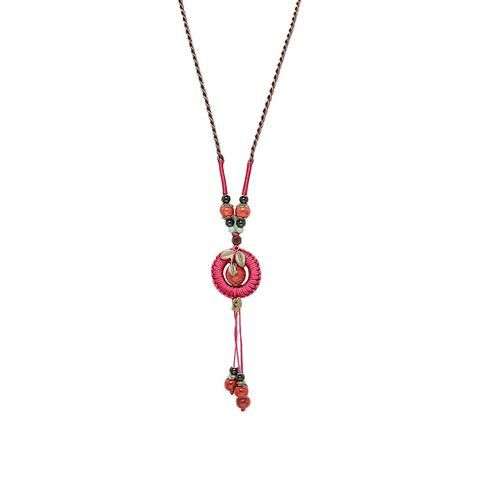 f9f9dd61e4e9 Bohemia Vintage long pendant Necklace Charm Jewelry From Touchy Style  Outfit Accessories.