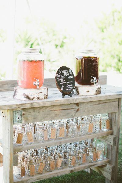 Mason Jar Drink Dispensers, Mason Jar Mugs and one Lovely ...