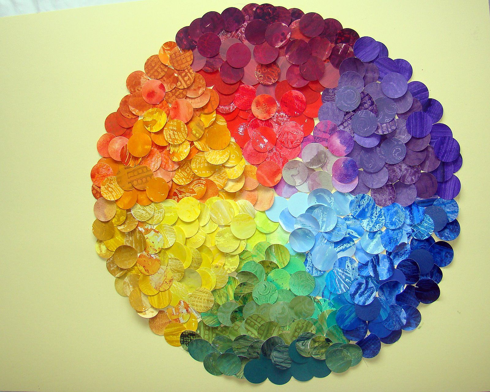 Uncategorized The Crafty Mugwump June 2011 Awesome Creative Color Wheel Interactive