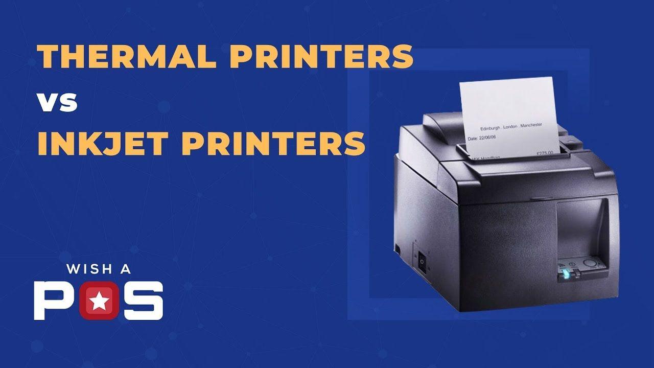 Best Thermal Receipt Printers Wish A Pos Thermal Printer Printer Inkjet