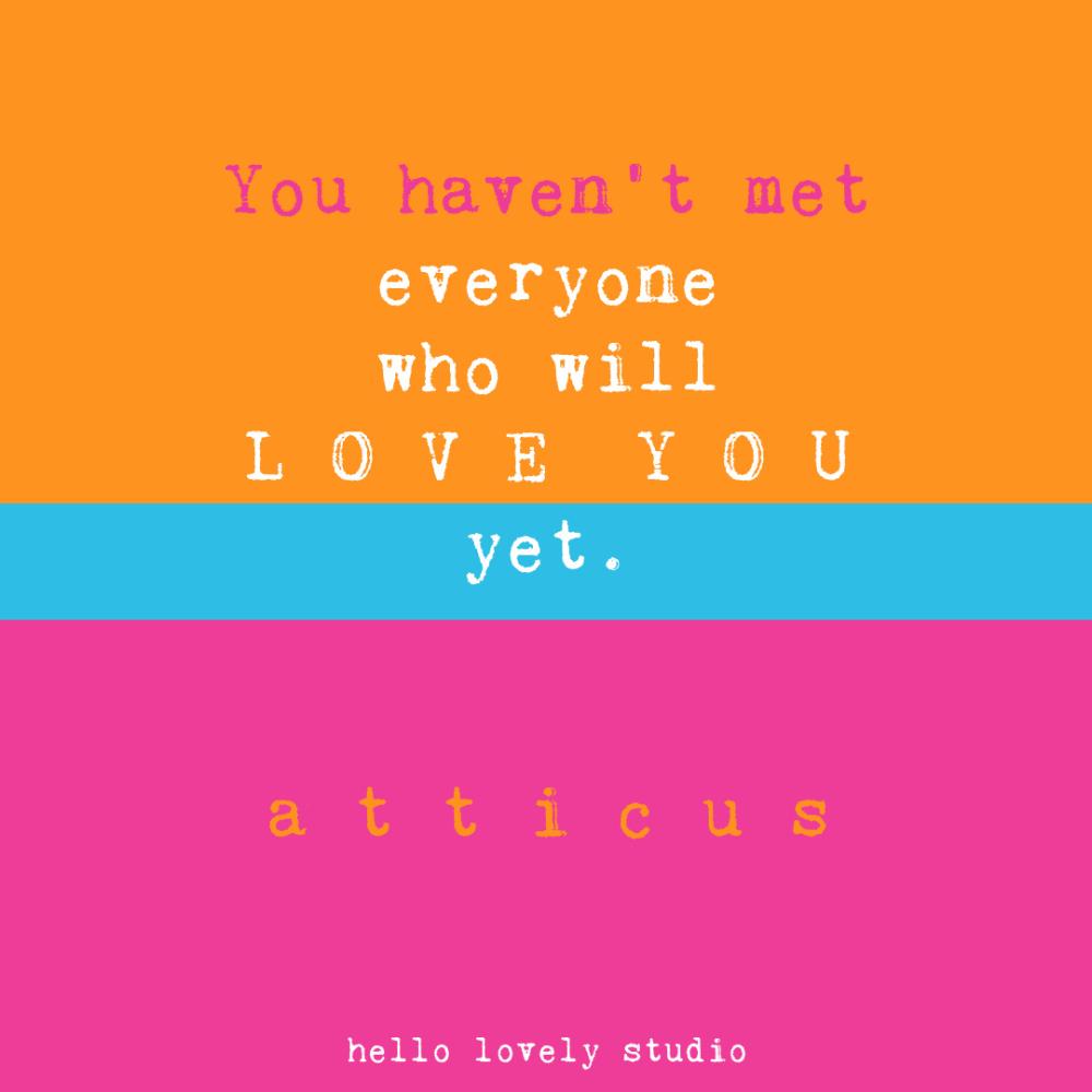 Happy LOVE Day + A Few Fun Heartful Finds - Hello Lovely