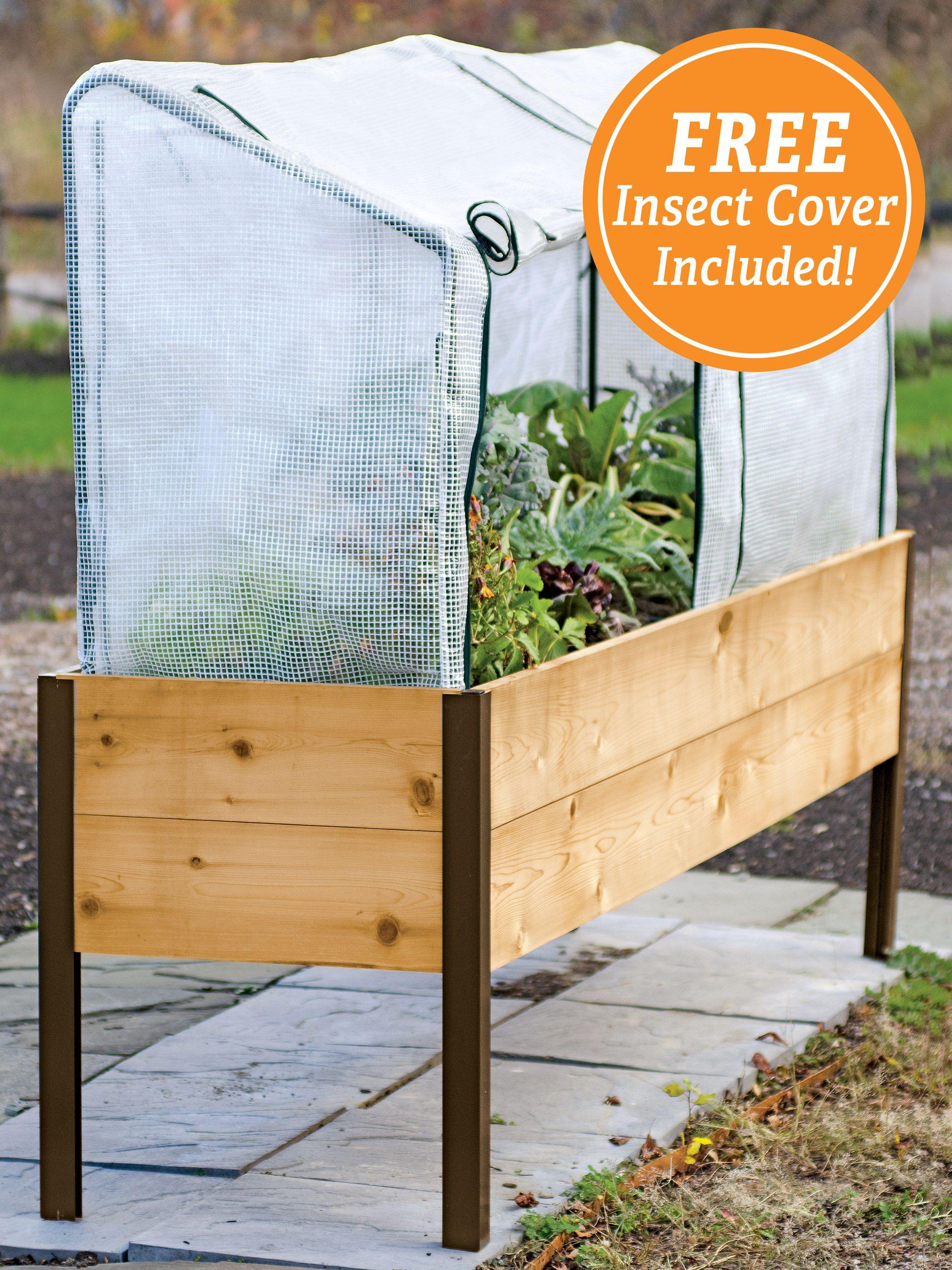 Gardenquilt Floating Row Cover Fabric Gardener S Supply