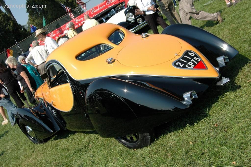 1937 Darl Mat Pourtout Peugeot 402 Decomobiles Peugeot