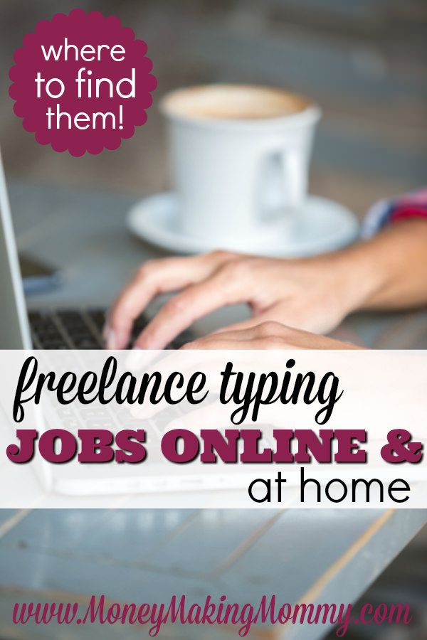 Freelance Typing Jobs Online And At Home Typing Jobs Online Jobs Work Online Jobs