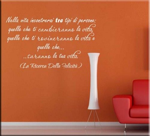 Adesivi Murali Frase Amore Decorazioni Letto Adesivi Murali