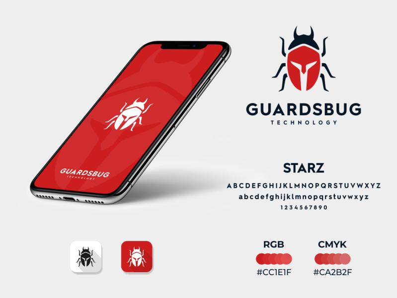 Spartan Bug By Garagephic Studio Logo Design Inspiration Creative Artist Logo Logo Design Inspiration