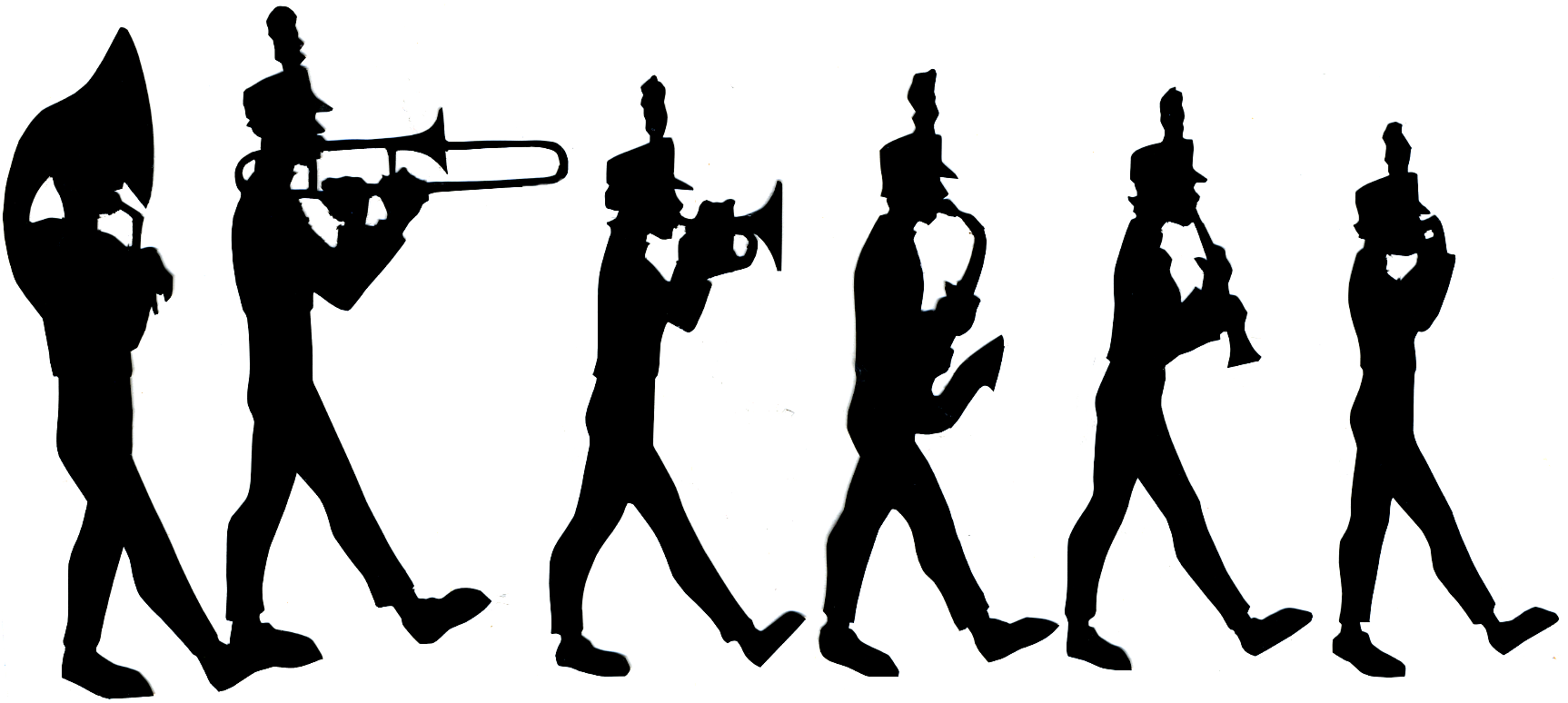 Image result for Marching band clipart""