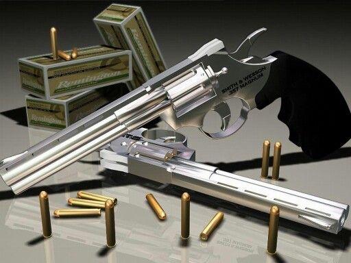357 Magnum, long