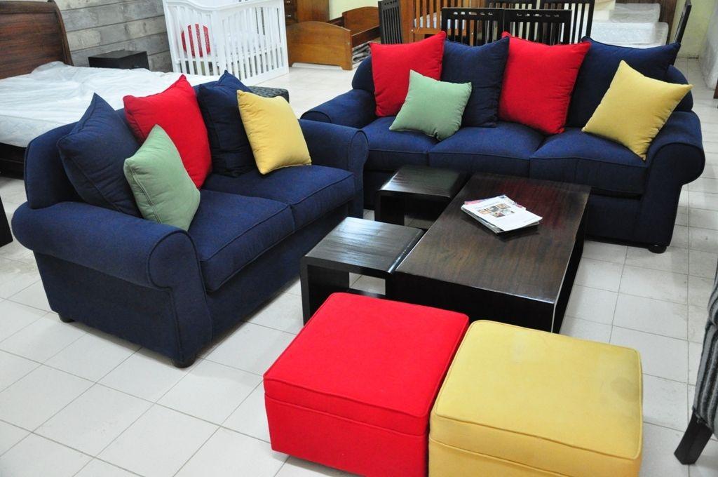 Elegant Customized 7 Seater Sofa Nairobi Furniture