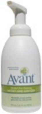 Avant Alcohol Free Foaming Instant Hand Sanitizer 18oz Bottle 6