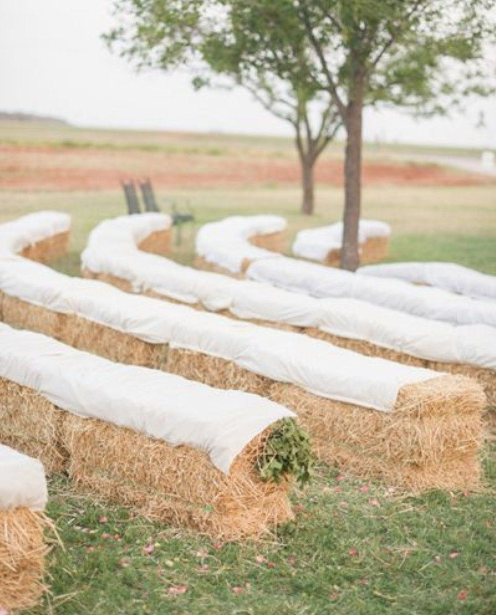 Straw Bales | Future wedding | Pinterest | Straw bales