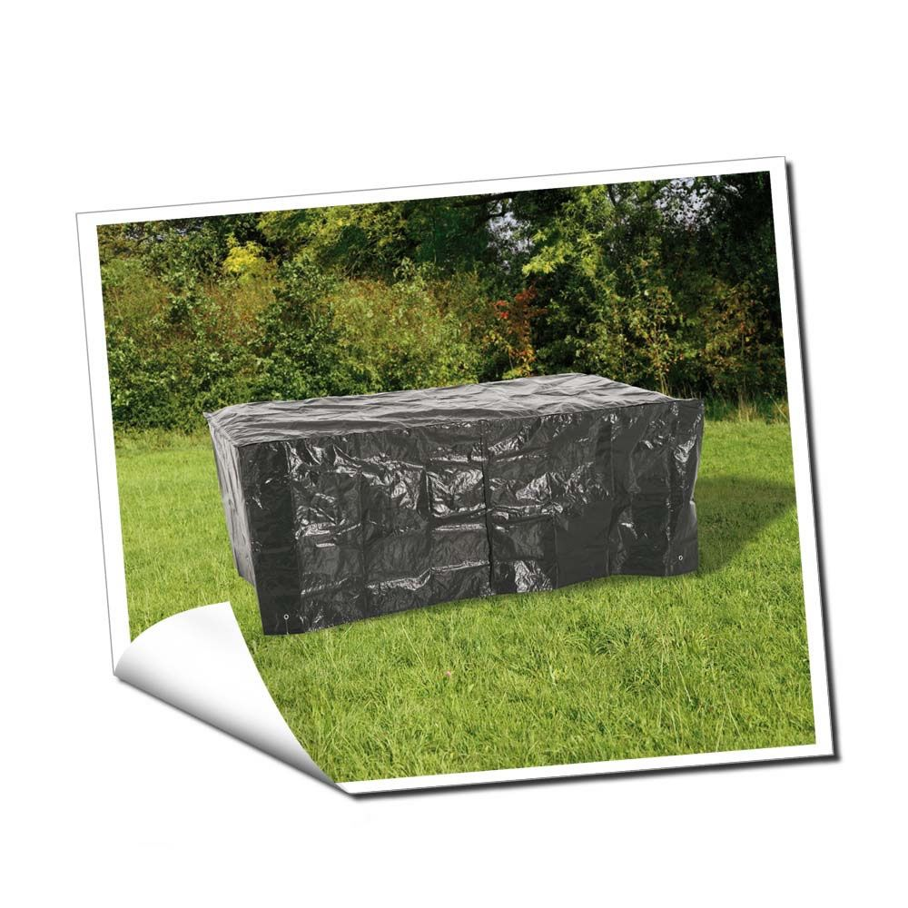 Wilko Rectangle Table Cover PE Garden furniture covers