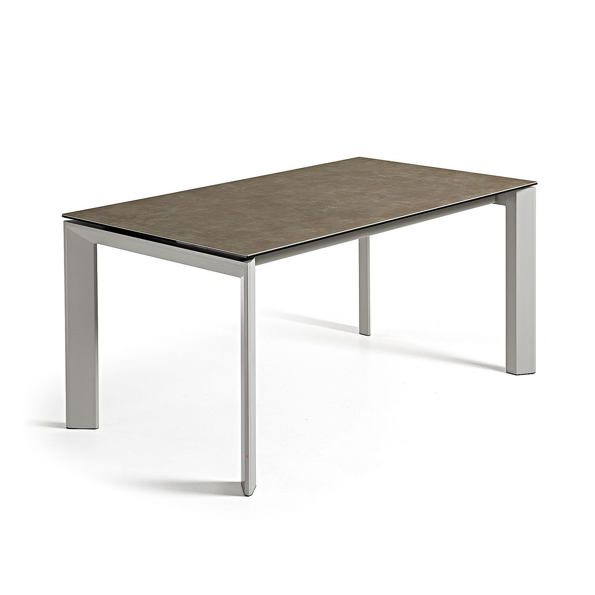 AxisGris Taille x90 Table Vulcano Ceniza Et 140 200 Extensible uKJF15Tlc3