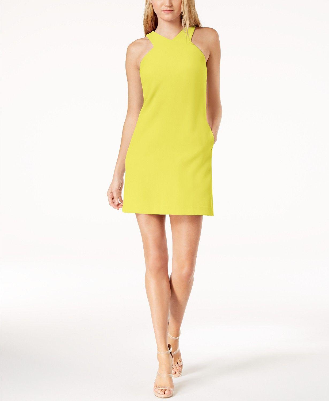 Bar III A-Line Mini Dress, Created for