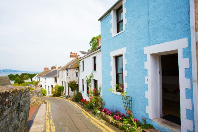 Quirky and fun beachfront holiday homes around the UK