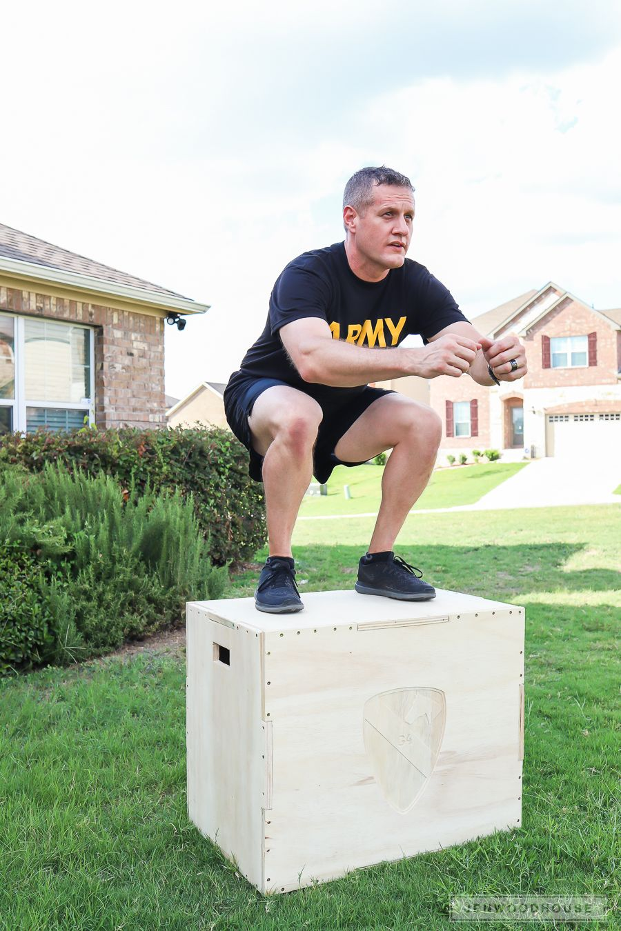 Build A Diy 3 In 1 Plyometric Box For Box Jump Exercises Do It