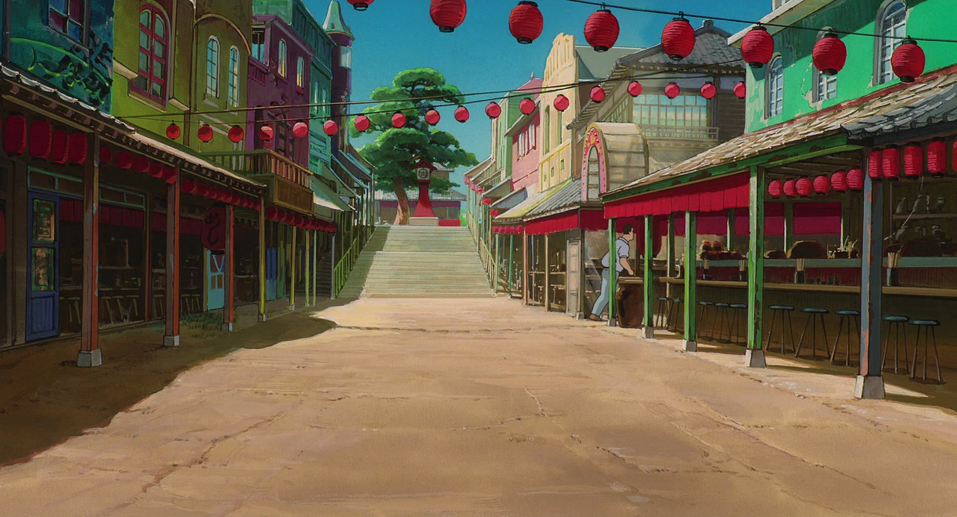 Spirited Away (2001) 1080p Animation Screencaps