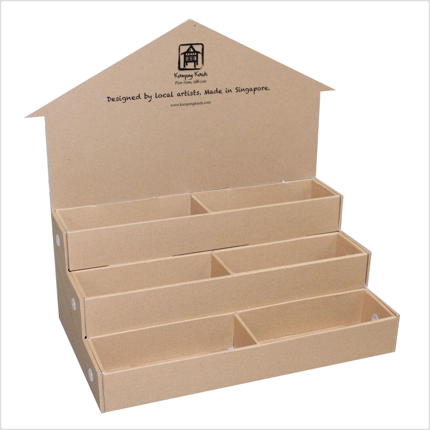 cardboard point of sale google search ลังกระดาษ