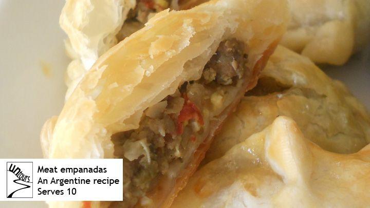 Tasty Meat Empanadas Recipe Empanadas Argentine Recipes Tasty Meat
