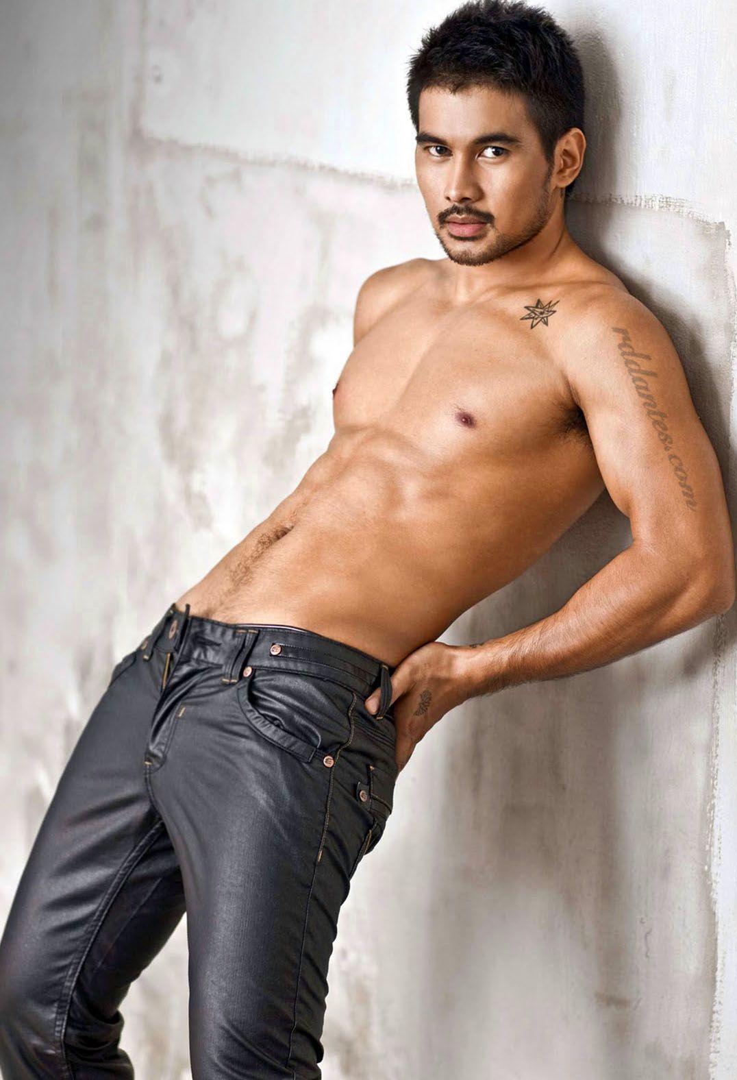 filipino male models Hot