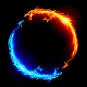 Categories Art For Sale Prints Paintings Posters Framed Wall Artwork Art Com Fire And Ice Dragons Fire Dragon Dragon Art