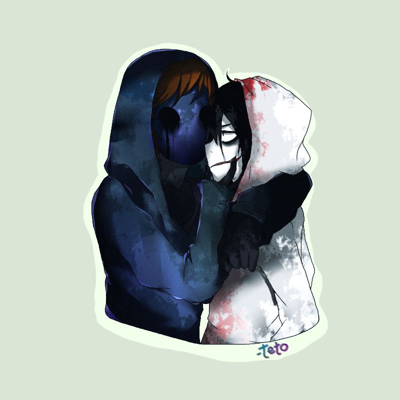 eyeless jack x jeff the killer