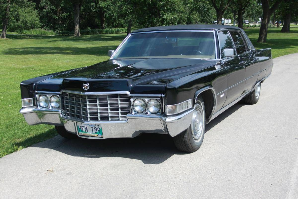 Cadillac Fleetwood For Sale >> 1969 Cadillac Fleetwood For Sale 1975696 Hemmings Motor News