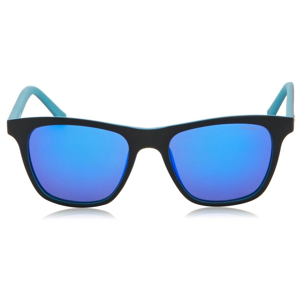 Police Mens Black   Blue Hot 1 Sunglasses   Gifts For Men     Police Mens Black   Blue Hot 1 Sunglasses