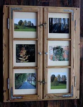 Photo of Sprossenfenster als Bilderrahmen 215,00 €