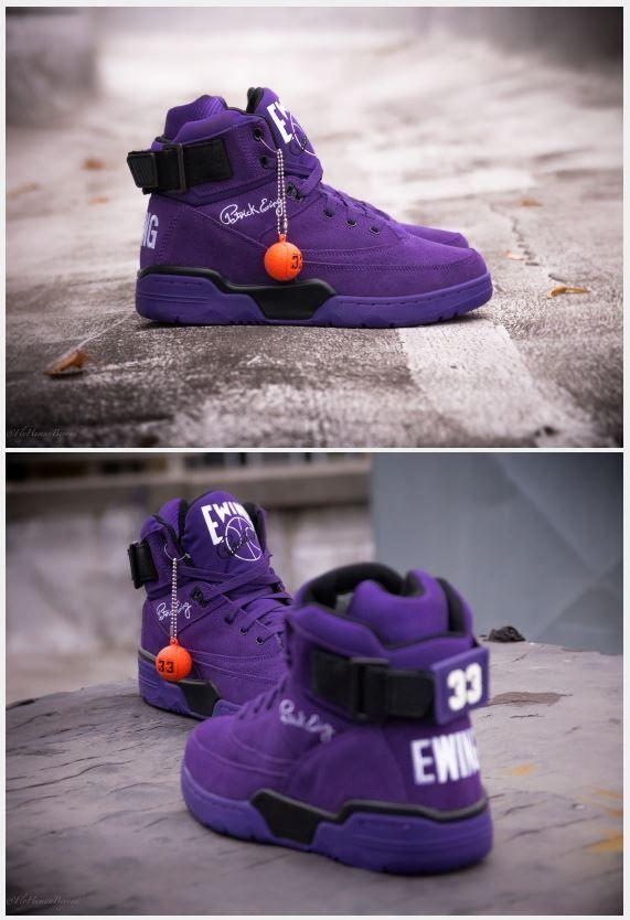 san francisco 2250a e3edd Ewing 33 Hi  Purple
