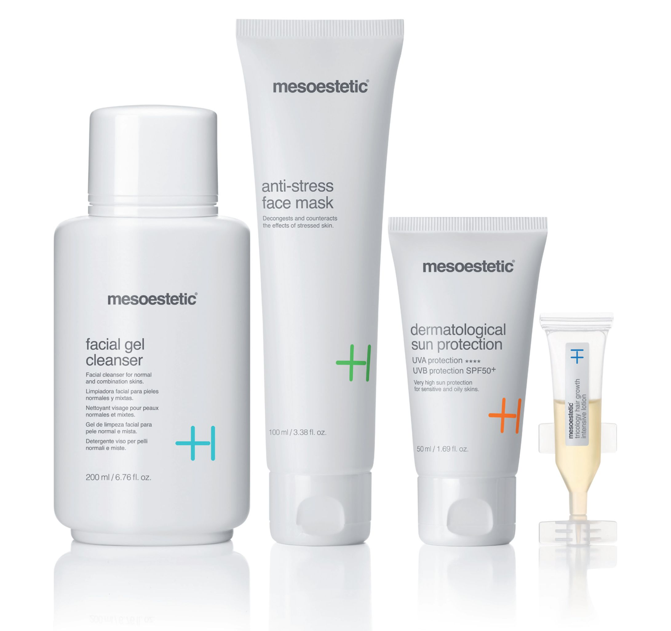 Medical Skin Care: 화장품 디자인, 화장품, 샴푸