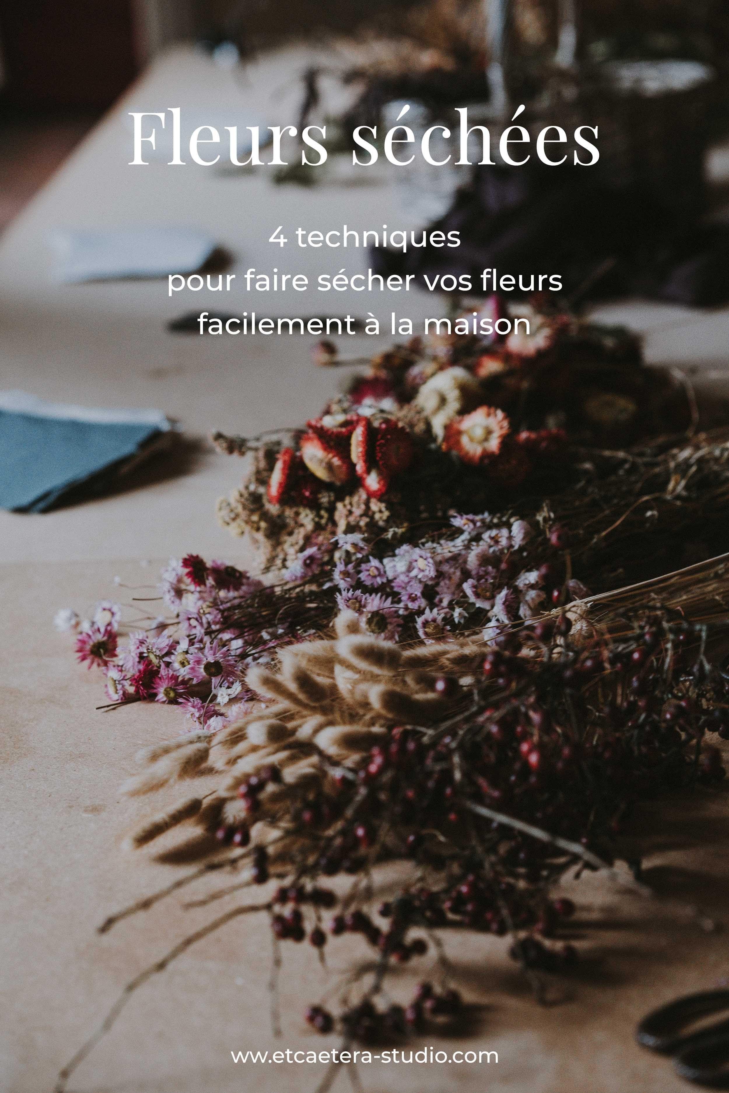 Comment Faire Secher Des Fleurs Et Caetera Studio Faire Secher Des Fleurs Fleurs Fleurs Sechees