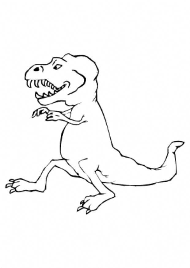 malvorlagen dinosaurier t rex heroes  tiffanylovesbooks