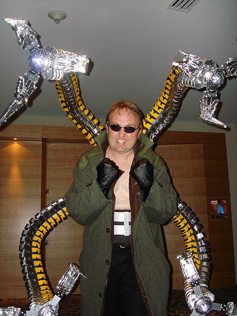 Doc Ock Cosplay Cosplay Cosplay Costumes Best Cosplay