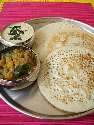 Set dosa with saagu recipe boba pearls snacks and indian breakfast indian food recipes food and cooking blog forumfinder Choice Image