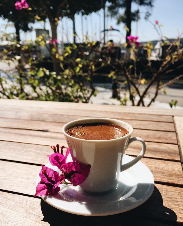 Лето утро кофе картинки