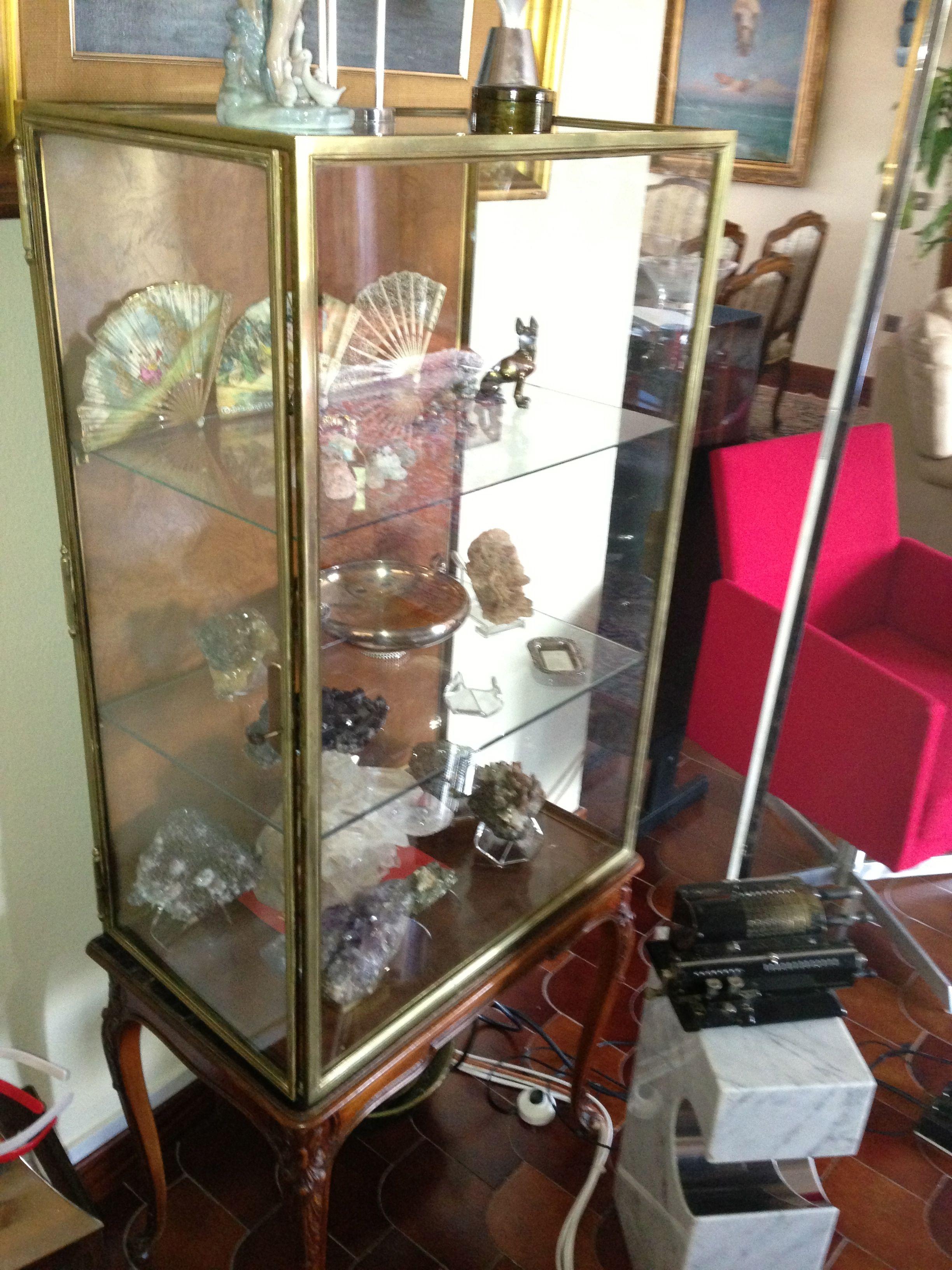 Pareja De Vitrinas Antiguas De Segunda Mano En Las Rozas De Madrid  # Muebles Las Rozas