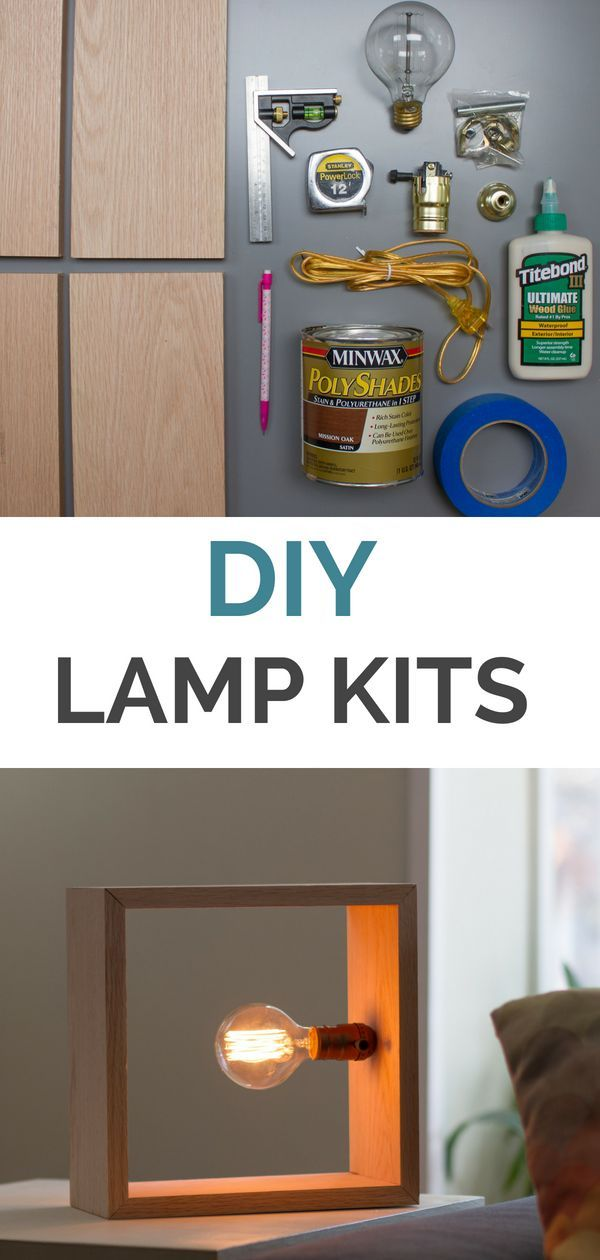 lamp wiring kit pinterest easy diy projects diy design and rh pinterest com wiring old light fitting wiring old light switches