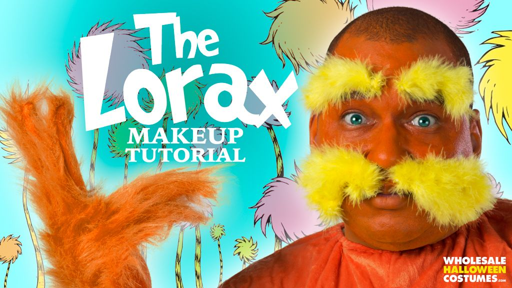 the Lorax for Read Across America The lorax