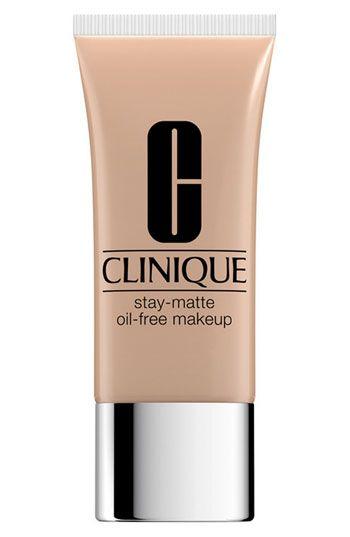 clinique stay matte oil free makeup douglas