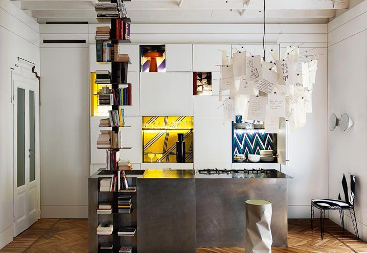 restyling-casa-milano-stile-capri-livio-de-simone-tessuti-colorati ...