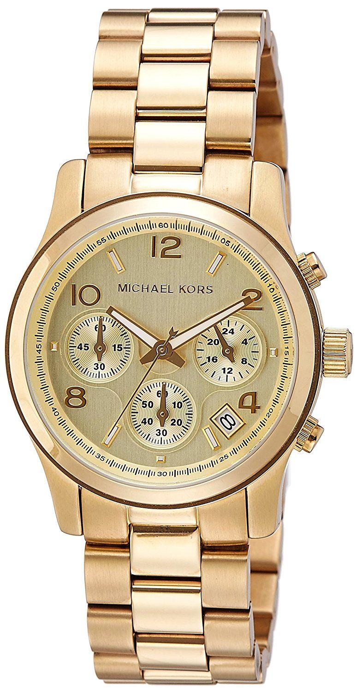 d2ffd9ce5772 Michael Kors MK5055 - Reloj de cuarzo con correa de acero inoxidable para  mujer