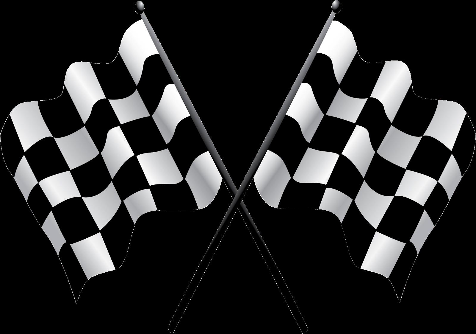 BLACK /& WHITE CHECK BUNTING flags chequered SKA FLAG MOTOR SPORT
