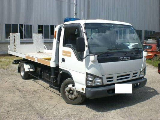 Isuzu Elf Truck N Series Service Repair Manual 1999