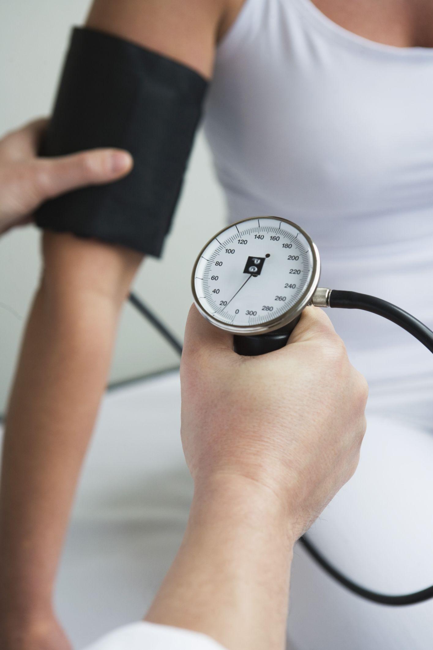 ¿Qué haces para deshacerte de la presión arterial alta?