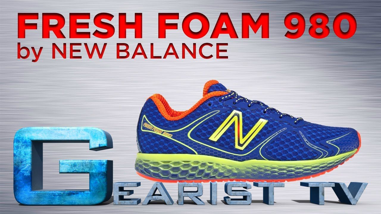 The Fresh Foam 980 From New Balance Is One Of The Most Anticipated